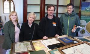 Yvonne Nickson, Chris Deards, Henry Stanier and Patrick Barkham